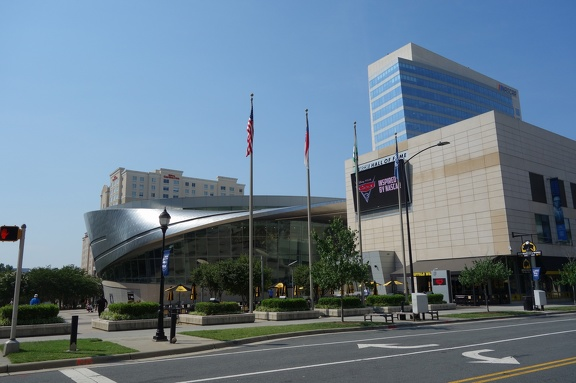 NASCAR Hall of Fame, Charlotte, NC
