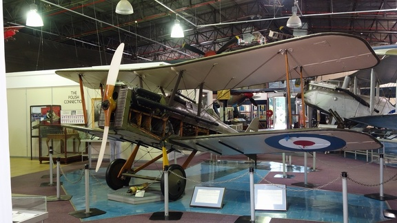 Royal Aircraft Factory S.E.5 + The Polish Connection