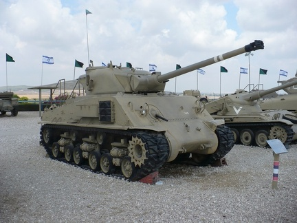M50 Super Sherman