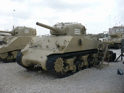 M4 A3 Sherman z haubicą 105mm
