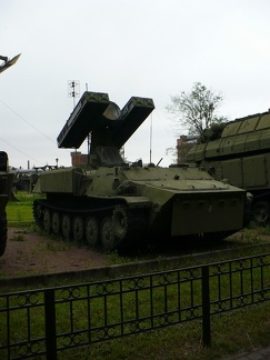 9K35 Strieła-10 (NATO SA-13 Gopher)