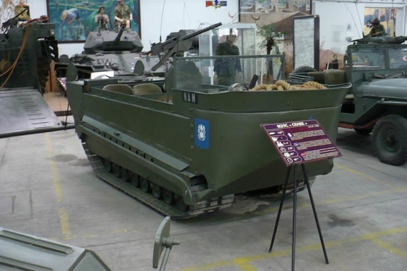 M29C Weasel / Crabe