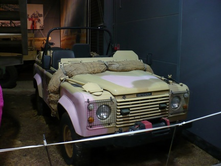 Land Rover Desert Defender
