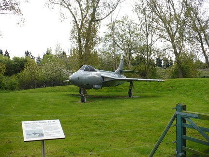 Hawker Siddeley Hunter FR.10