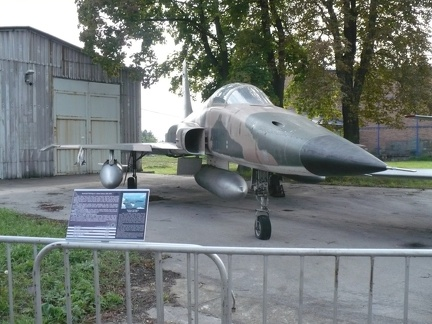 Northop F-5E Tiger II